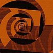 Decoupage Art Print