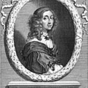 Christina (1626-1689) Art Print