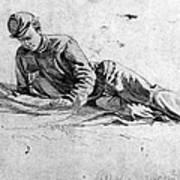 Civil War: Soldier Art Print