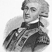 Marquis De Lafayette Art Print