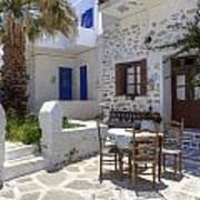Paros - Cyclades - Greece Art Print
