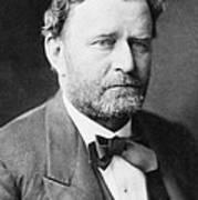 Ulysses S. Grant, 18th American Art Print