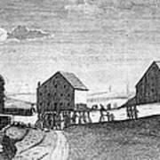 Washington: Inauguration Art Print by Granger