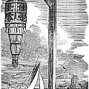 William Kidd (c1645-1701) Art Print