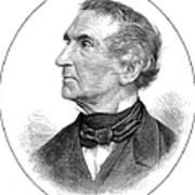 Baron Justus Von Liebig Art Print