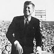 John F. Kennedy (1917-1963) Art Print