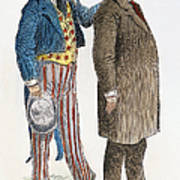 Presidential Campaign, 1904 Print by Granger