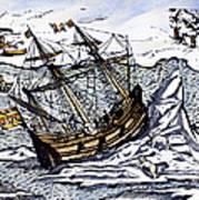 Willem Barents (c1550-1597) Art Print