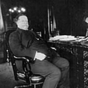 William Howard Taft Art Print