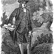 William Penn (1644-1718) Art Print by Granger