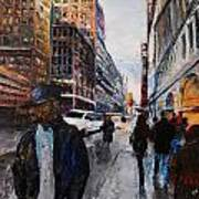 82nd Street Art Print