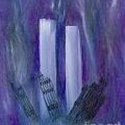 9-11 Remembering Art Print