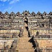 Borobudur Art Print