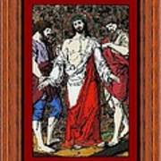 Drumul Crucii - Stations Of The Cross  Art Print