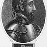 Henry II (1519-1559) Art Print