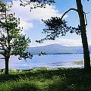 Kenmare Bay, Dunkerron Islands, Co Art Print