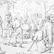 Stonewall Jackson Art Print