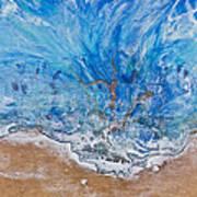A Beautiful Beach 1 Art Print