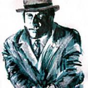 A Dapper Brit-portrait Of Ron Moody Art Print