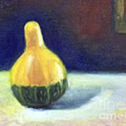 A Gourd  Art Print