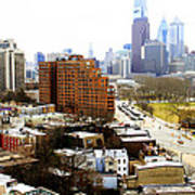 A Philadelphian View Two Art Print