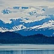 A Slice Of Alaska Art Print