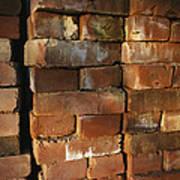 A Stack Of Bricks Art Print