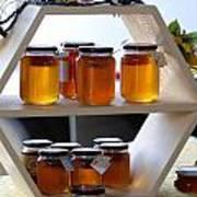 A Taste Of Honey Print by Francois Cartier