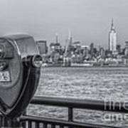 A View From New Jersey II Art Print