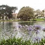 A View Of Palace Of Fine Arts Theatre San Francisco No Five Art Print