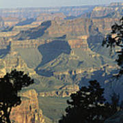 A View Of The Grand Canyon Art Print