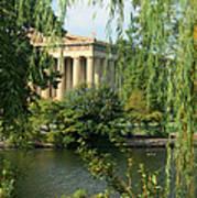 A View Of The Parthenon 1 Art Print