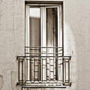 A Window In Paris Art Print