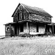 Abandoned And Alone Art Print