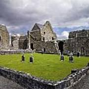 Abbeyknockmoy, Cistercian Abbey Of Art Print