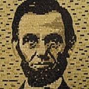 Abe Lincoln Art Print