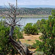 Abiquiu Lake New Mexico 2 Art Print