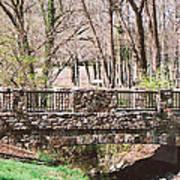 Aboratorium Bridge Art Print