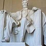 Abraham Lincoln Art Print by