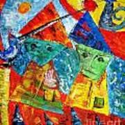 Abs 0439 Art Print