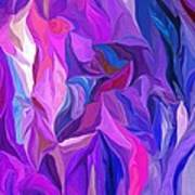Abstract 022512 A Art Print