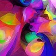 Abstract 041412 Art Print