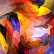 Abstract 050312 Art Print