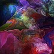 Abstract 072812 Art Print