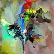 Abstract 082412-1 Art Print