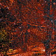 Abstract 125 Art Print