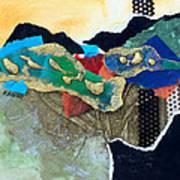 Abstract 2011 No.1 Art Print