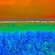 Abstract 204 Art Print