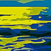 Abstract 205 Art Print