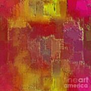 Abstract 258 Art Print